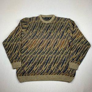 Vintage 90s After Dark Coogi Style Sweater XXLT